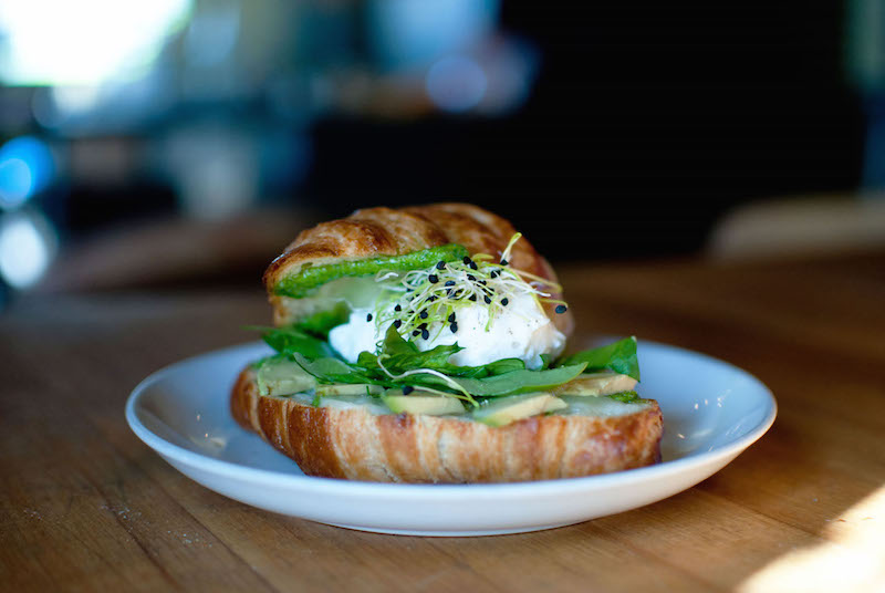 The Sparrow Bakery Northwest is a great place for breakfast in Bend OR