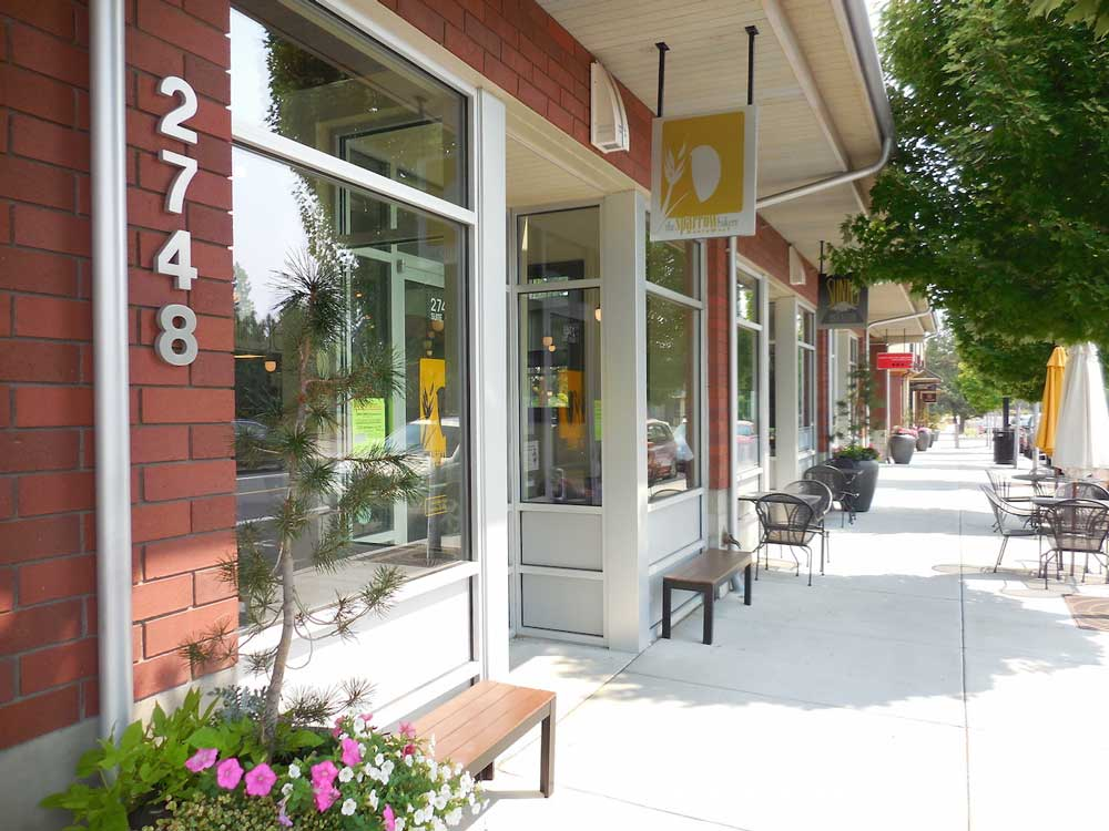 The Sparrow Bakery Northwest offers breakfast in Bend Oregon